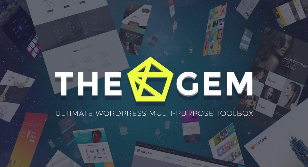 TheGem WordPress Theme Review: Powerful Creative Multi-Purpose Tool