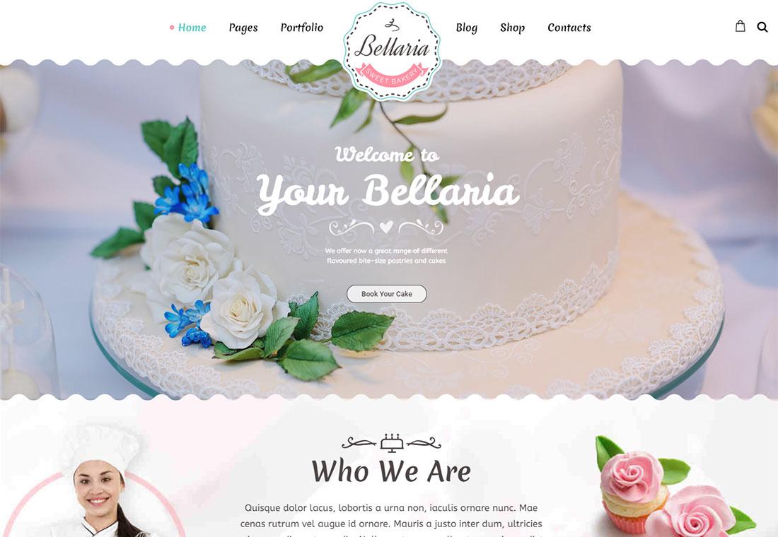 Bellaria - WordPress