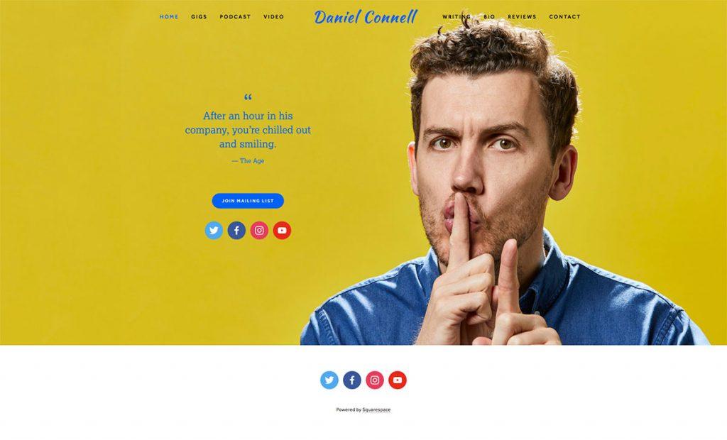 Daniel Connel