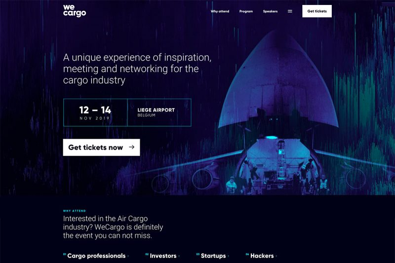 18 Best Conference Website Designs For Awesome Inspiration 2020