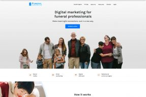 Funeral Home Website Designs