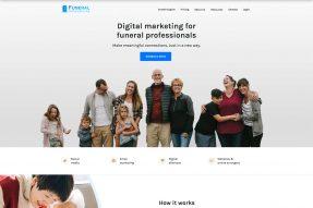 Funeral Home Website Designs