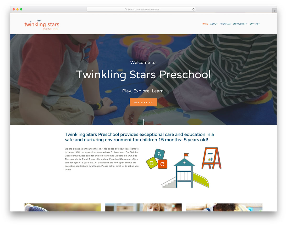 Twinkling Stars Preschool