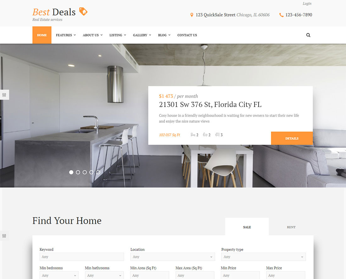 13 Best Vacation Rental WordPress Themes For Vacation Rental Business 2019
