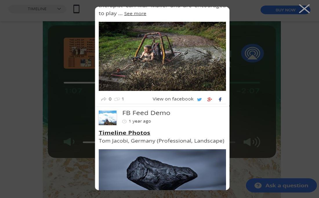 Engaging WordPress Facebook Feed Plugins
