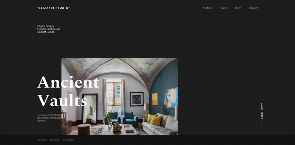 20 Best Architecture Website Design For Inspiration 2020 Colorlib