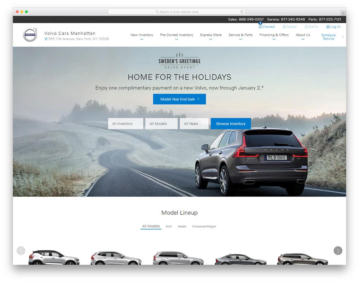 Volvo Cars Manhattan