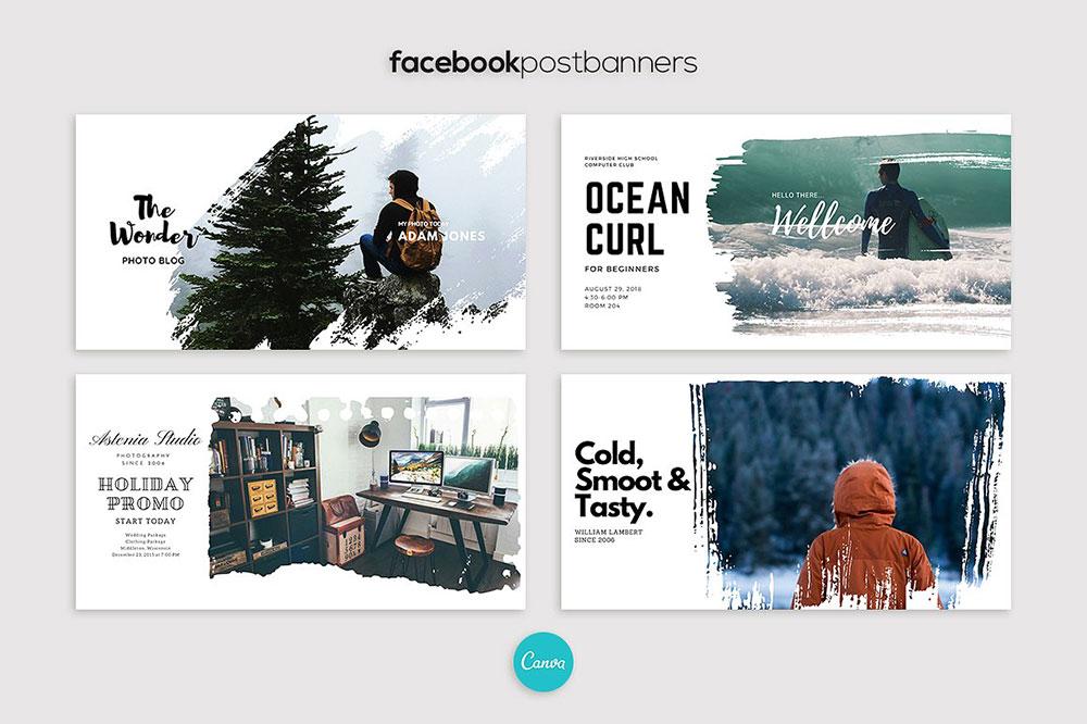 32 Best Facebook Mockups For Your Facebook Marketing - Colorlib