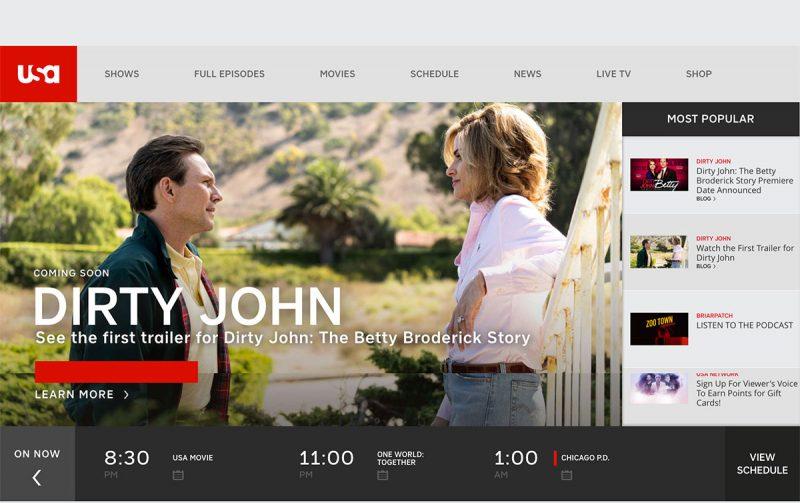 19 Best TV Channel Websites To Explore For Design Inspiration 2020