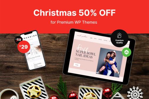ThemeForest Christmas Sale