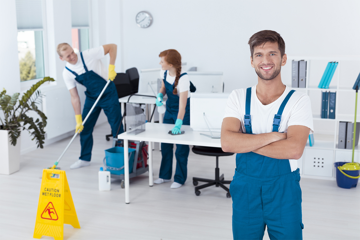 20 Best Cleaning Company WordPress Themes