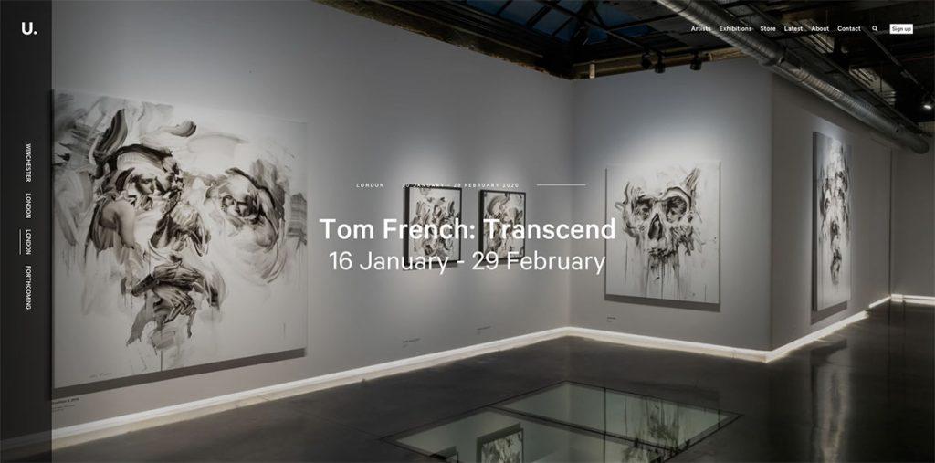 , 19 Excellent Art Gallery Websites To Explore 2020, Rojak WP