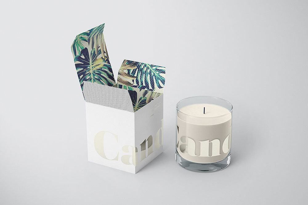 candle mockups