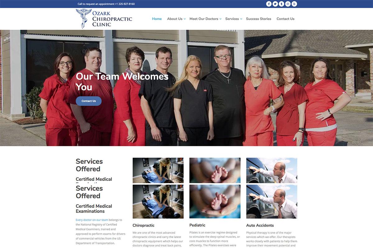 Ozark Clinic