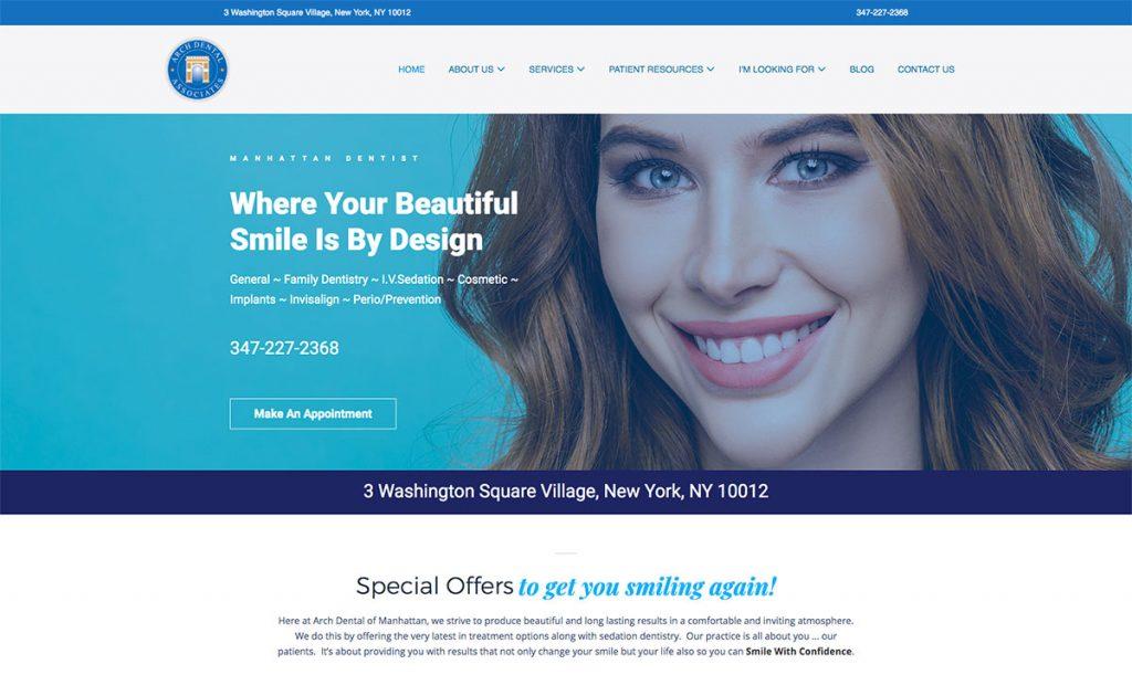 Arch Dental of Manhattan