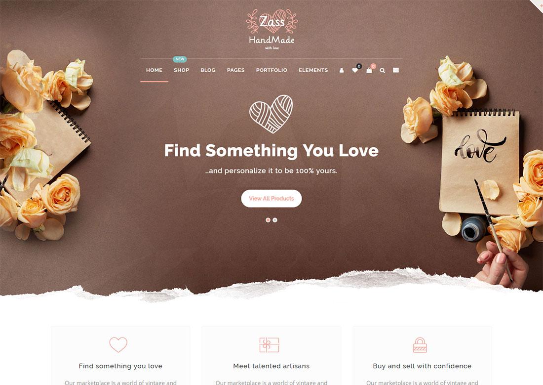21 Hobby Arts Crafts Wordpress Themes 2020 Colorlib,Funeral Program Design