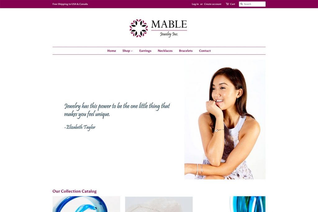Mable Jewelry