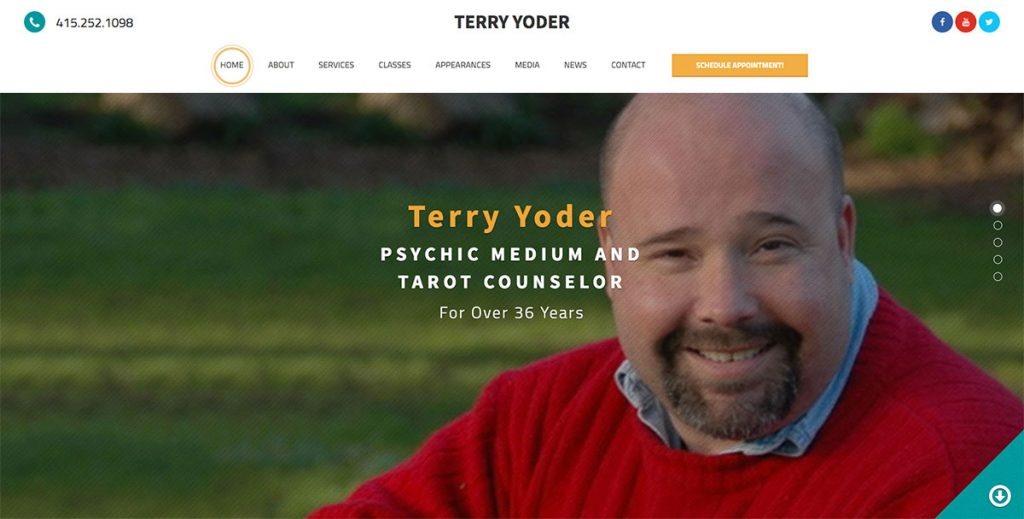 Terry Yoder