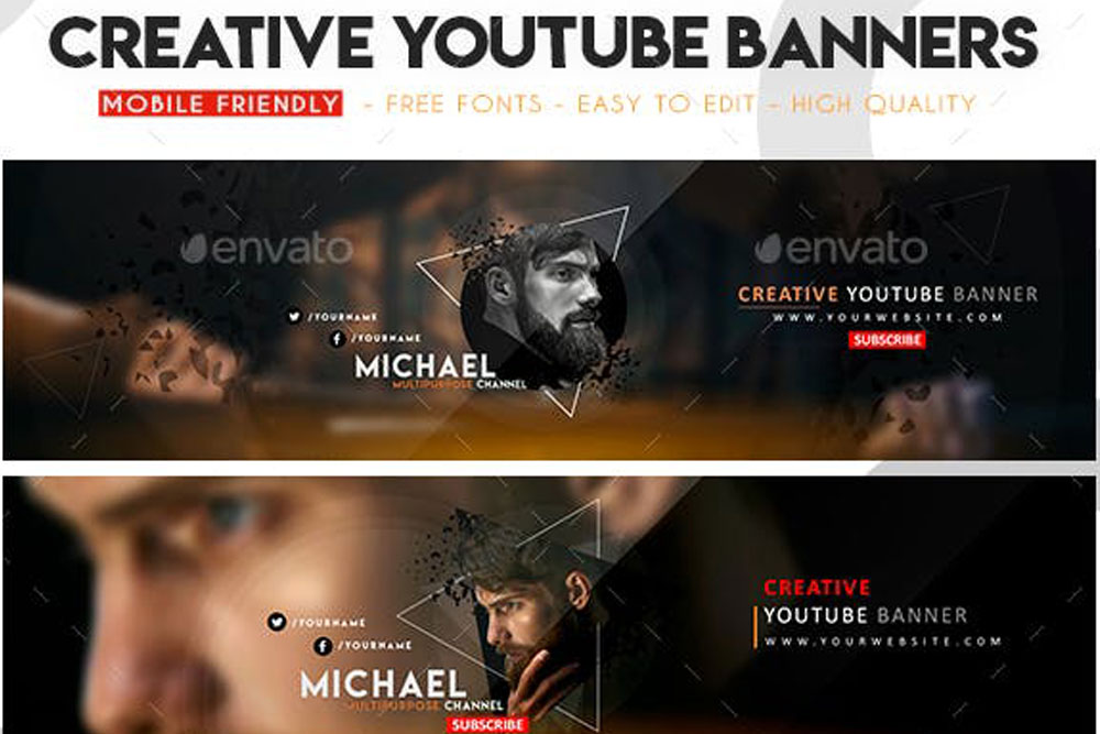 31 Best YouTube Mockups for Effective Online Marketing