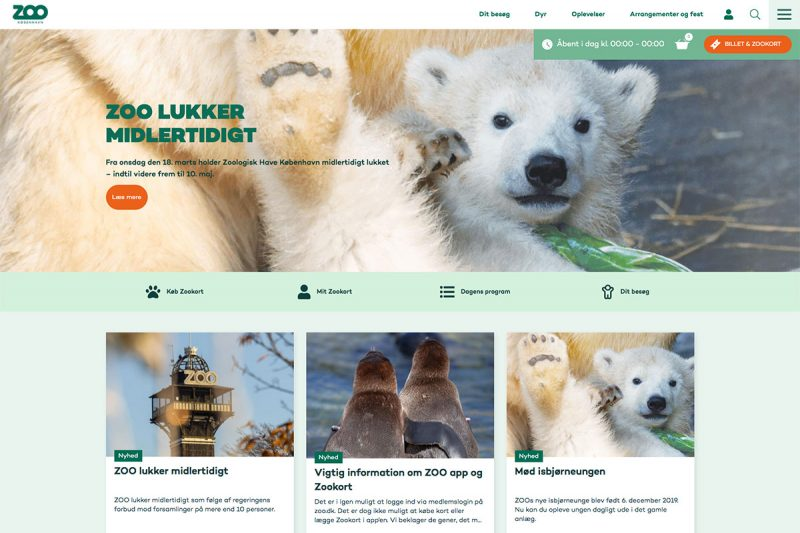 19 Exemplary Zoo Websites To Explore Upon Starting A Zoo Business 2020