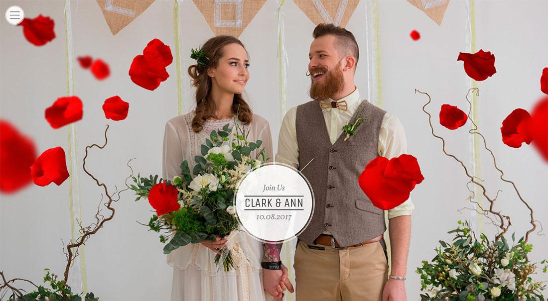 bridal WordPress themes