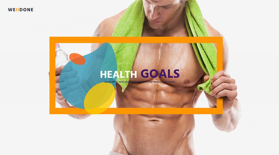 Welldone - personal Fitness coach WordPress theme
