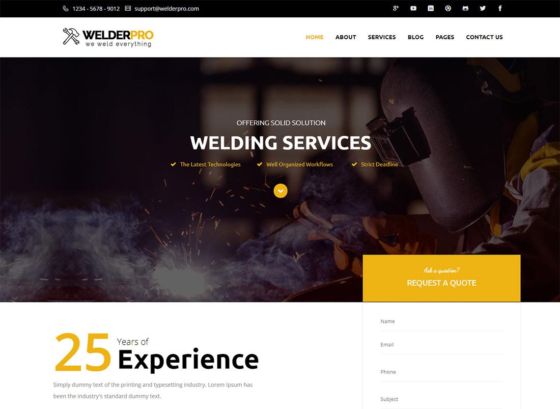 Welder Pro