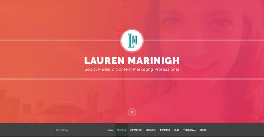 Lauren Marinigh
