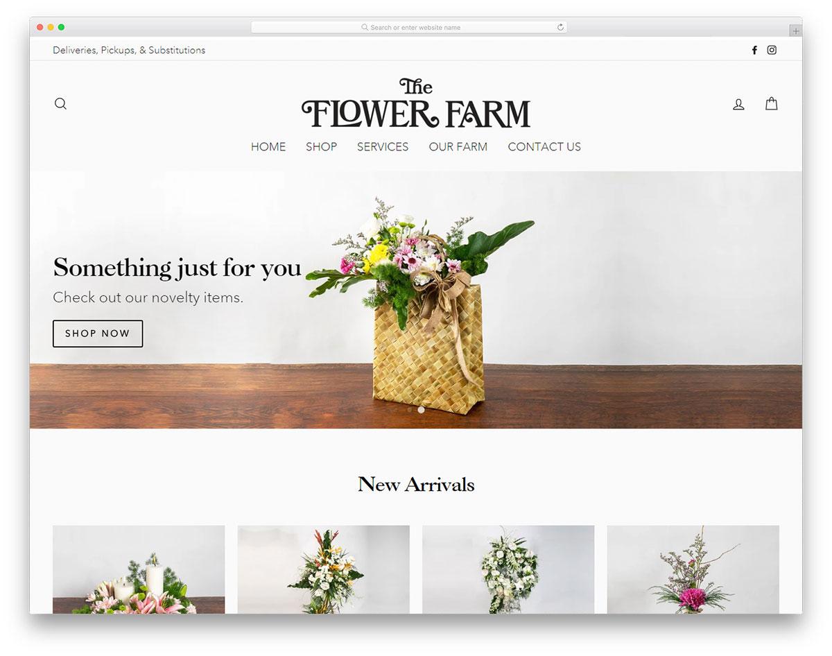 The Flower Farm