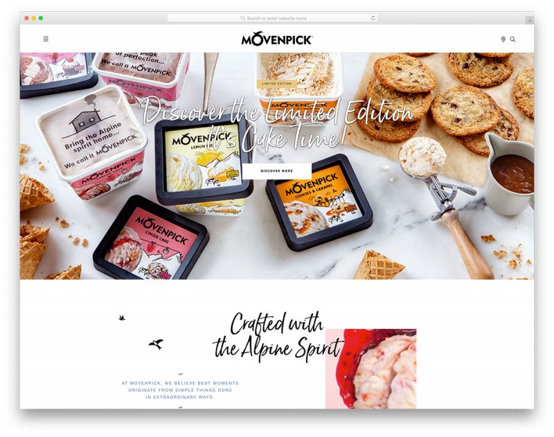 18 Best Ice Cream Websites For Delicious, Mouth-Watering Inspiration 2019