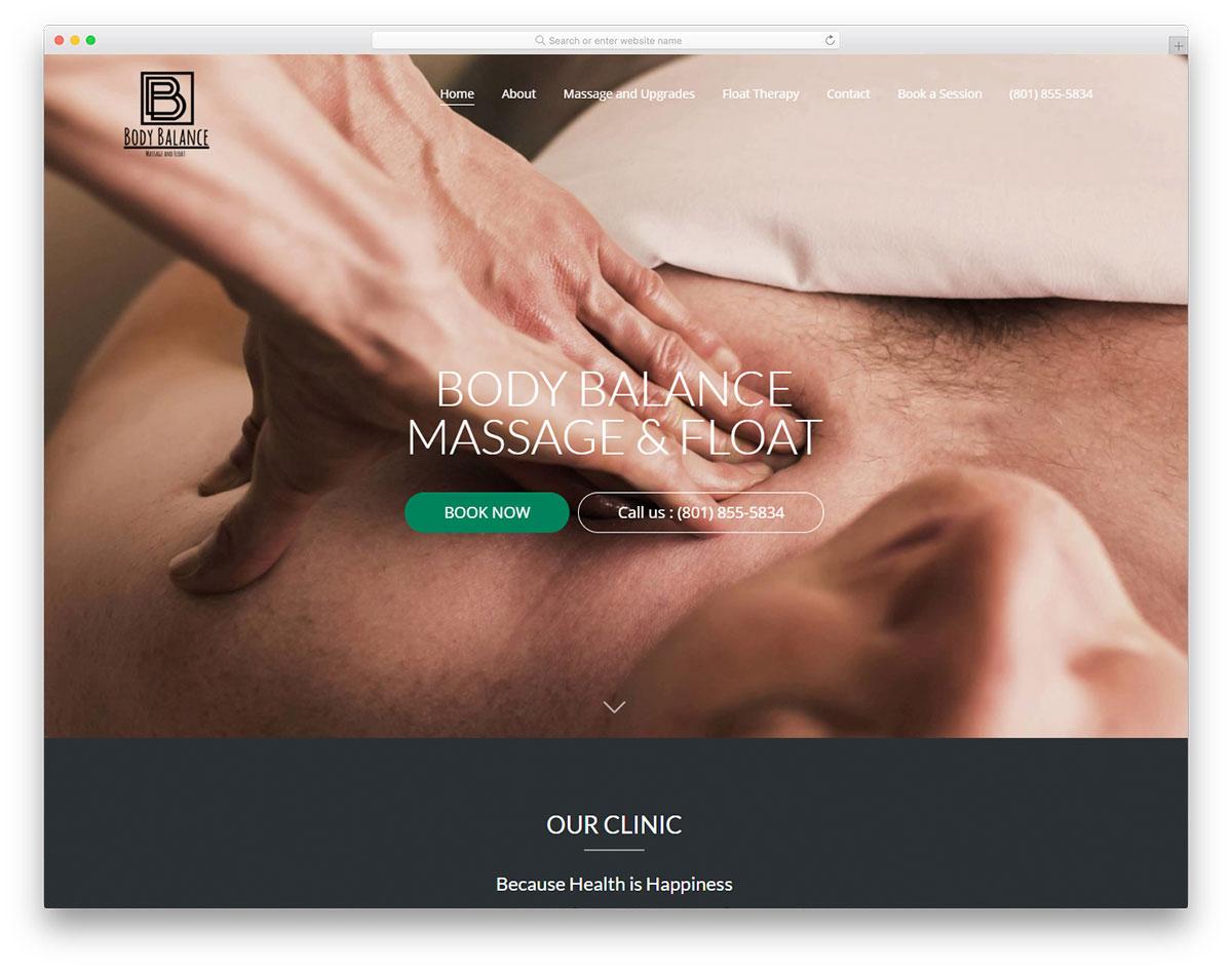 Body Balance Massage & Float