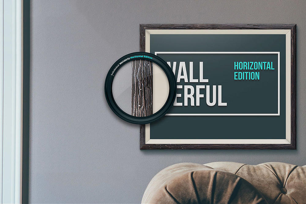 31 Excellent Picture Frame Mockups For Every Project - Colorlib