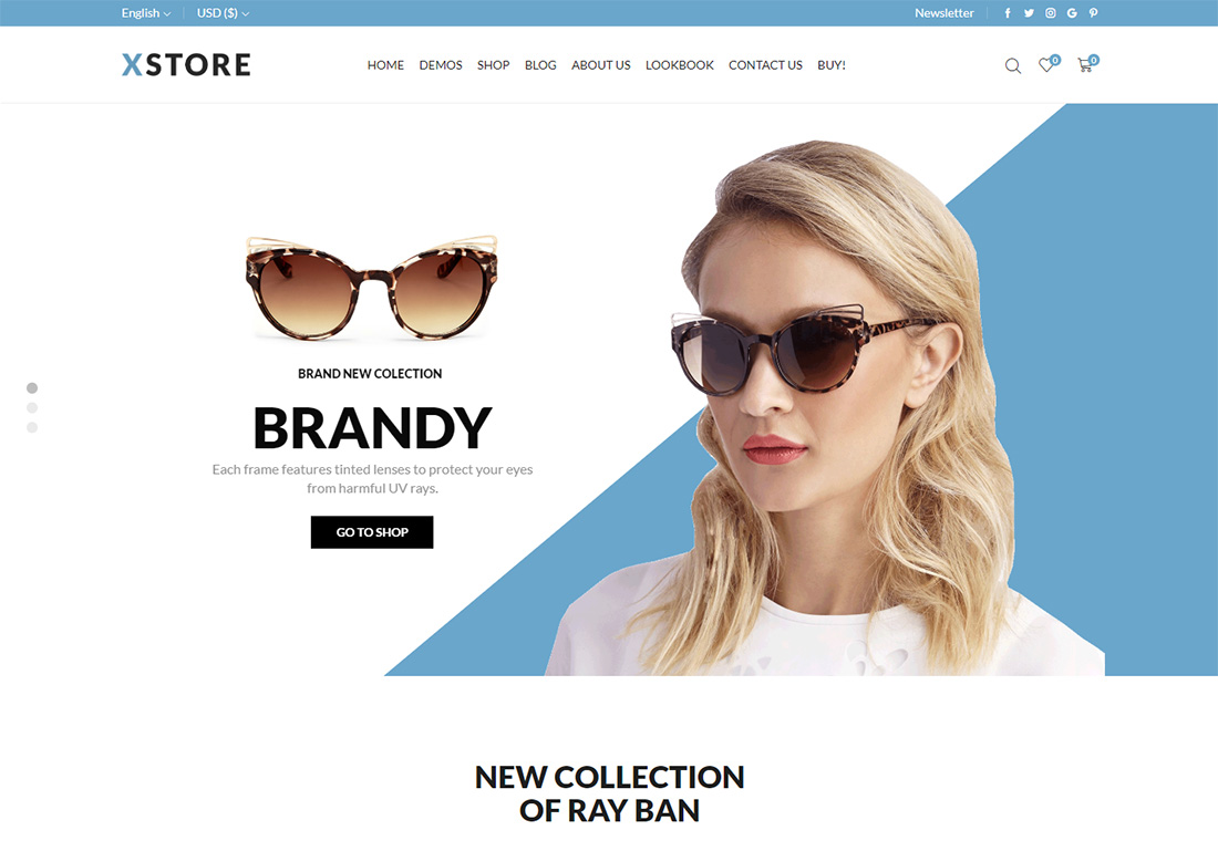 XStore - Single Product WordPress Theme