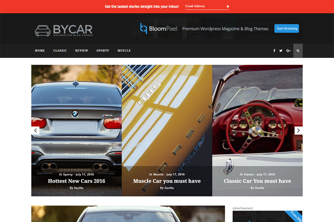 19 Best Cars Magazine WordPress Themes 2019 - Colorlib