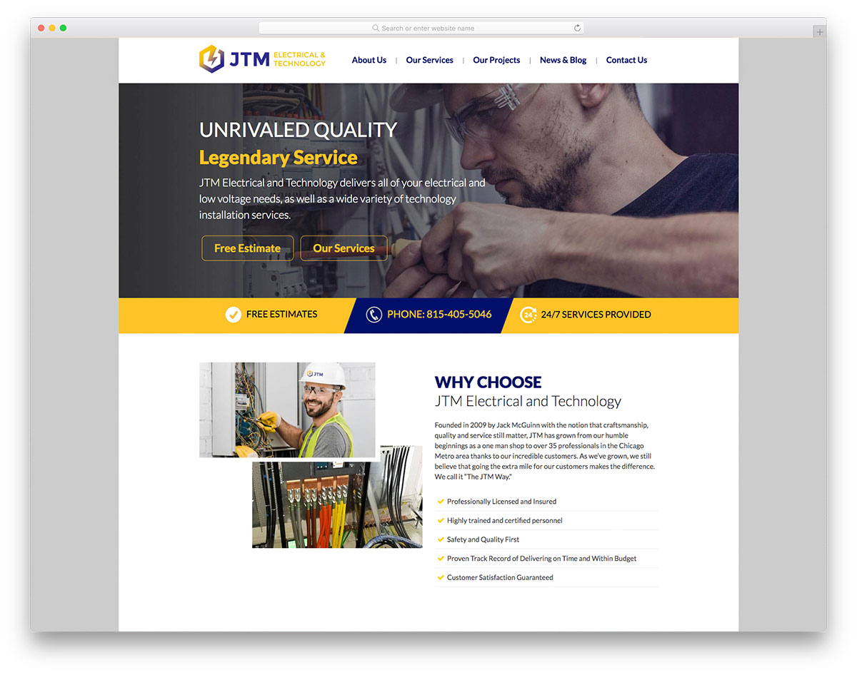 JTM Electrical