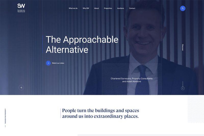 Best Real Estate Websites Design