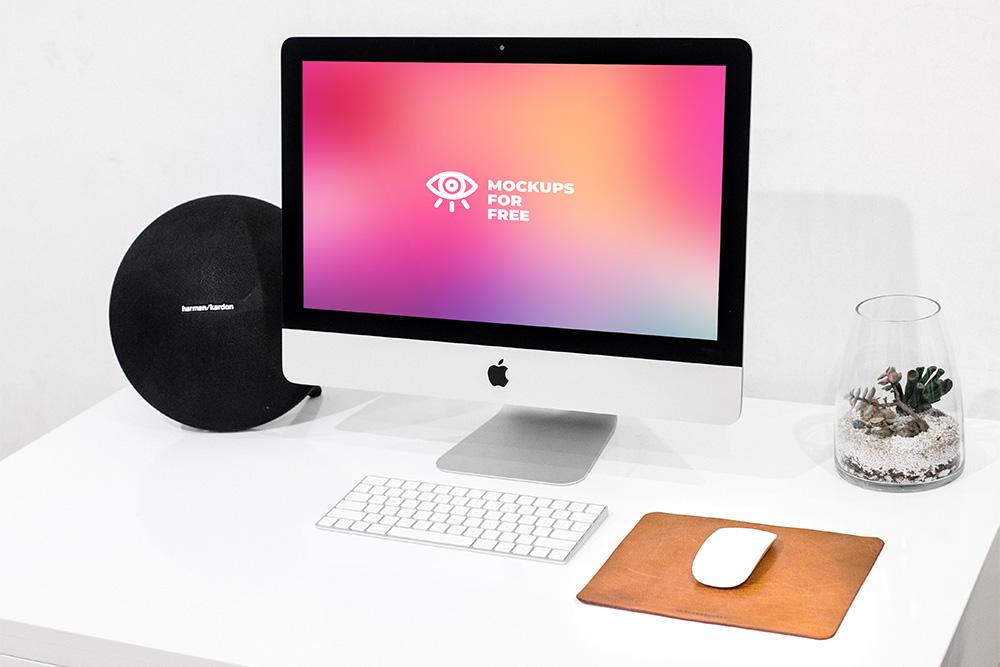 desk mockups