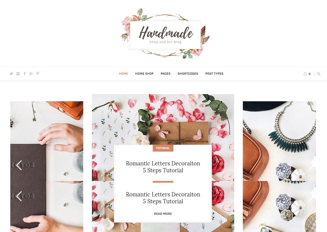 Handmade Shop