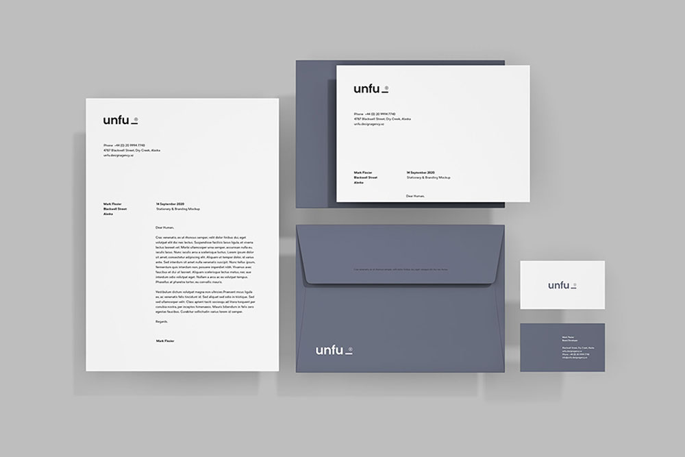 31 Awesome Stationery Mockups For Professional Branding