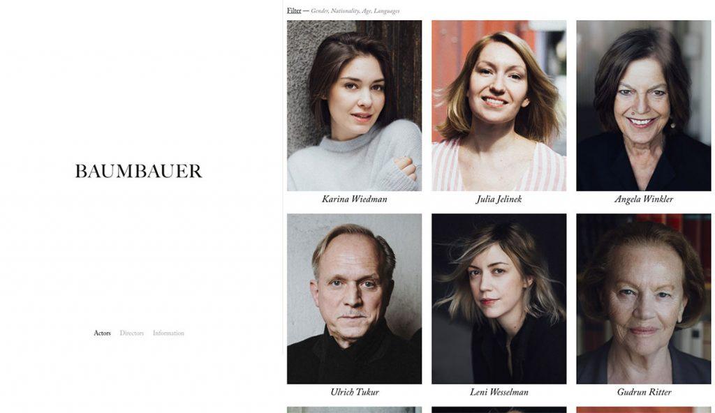 , 18 Best Actor Website Design Inspiration For Actors 2020, Rojak WP