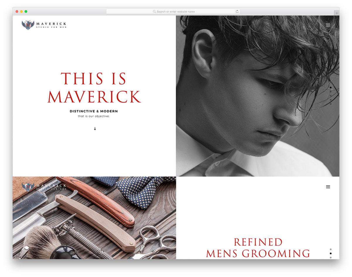 Maverick Studio For Men