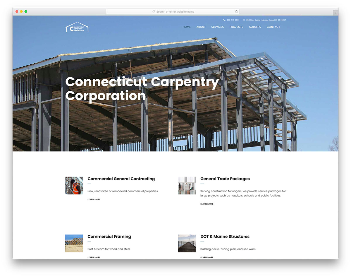 Connecticut Carpentry Corporation