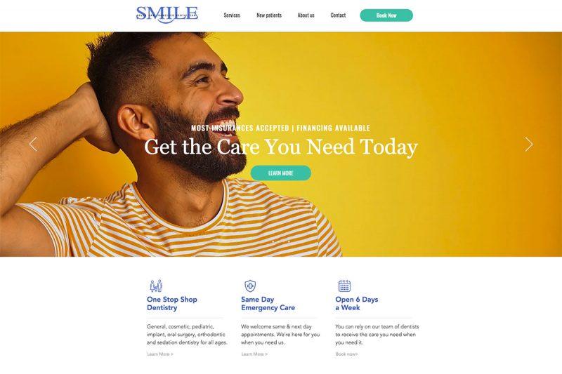 19 Best Dentist Websites Design Inspiration To Explore 2020