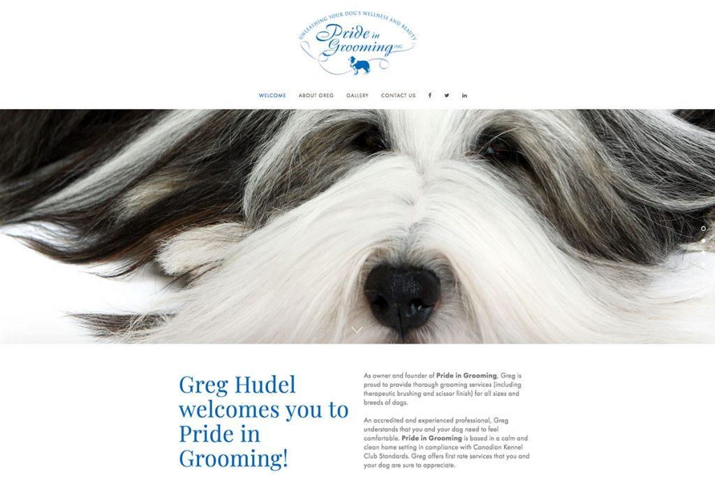 Pride in Grooming