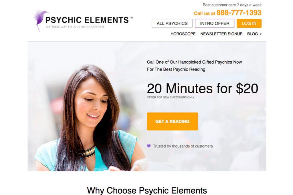 Psychic Elements