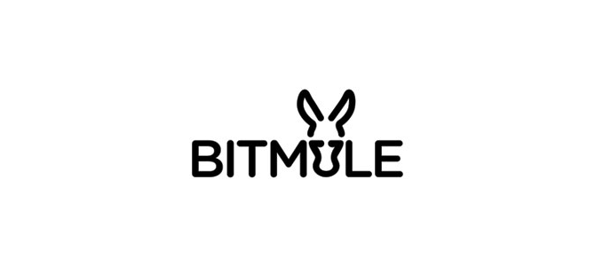 BITMULE flat logo