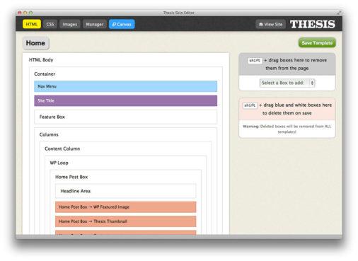 Thesis Framework