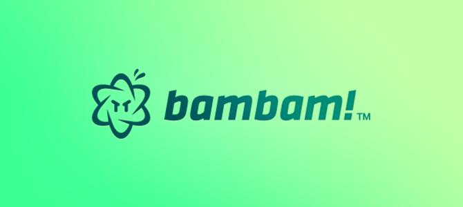 Bambam! Flat Logo
