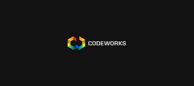 Code Works Flat Logo