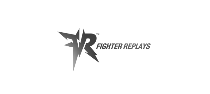 Fighters Replays Flat Logo